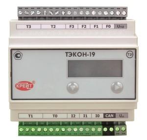ТЭКОН-19, контроллер измерительный